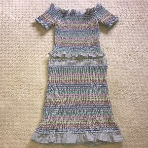 Smocked Rainbow Set